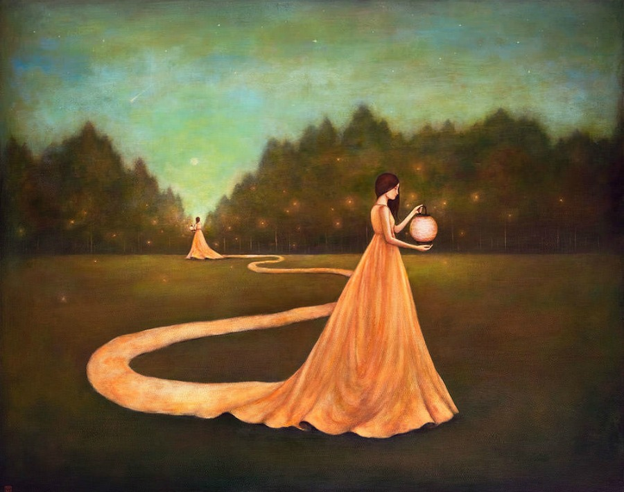 Unwinding The Path To Self Discovery by Duy Huynh